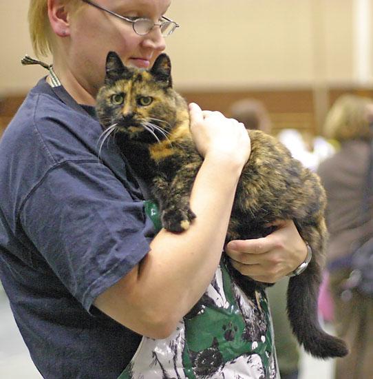Piuku-Pamela [HCS] naaras, kuva 021271, 2.10.2005