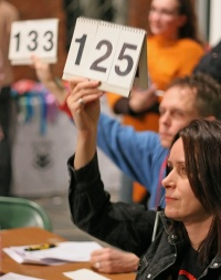 photo 027059 . both cats number 125 and 133 are getting votes . 2006-01-06