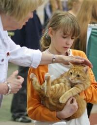 kuva 039154 . PR Castlemoor's Cute Calimero [EUR d 24] . 4.6.2006