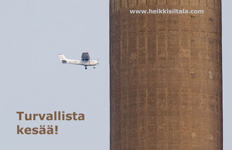 heikkisiltala.com wishes you a safe summer, photo 039496, 2006-06-04
