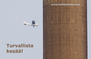 photo 039496 . heikkisiltala.com wishes you a safe summer . 2006-06-04
