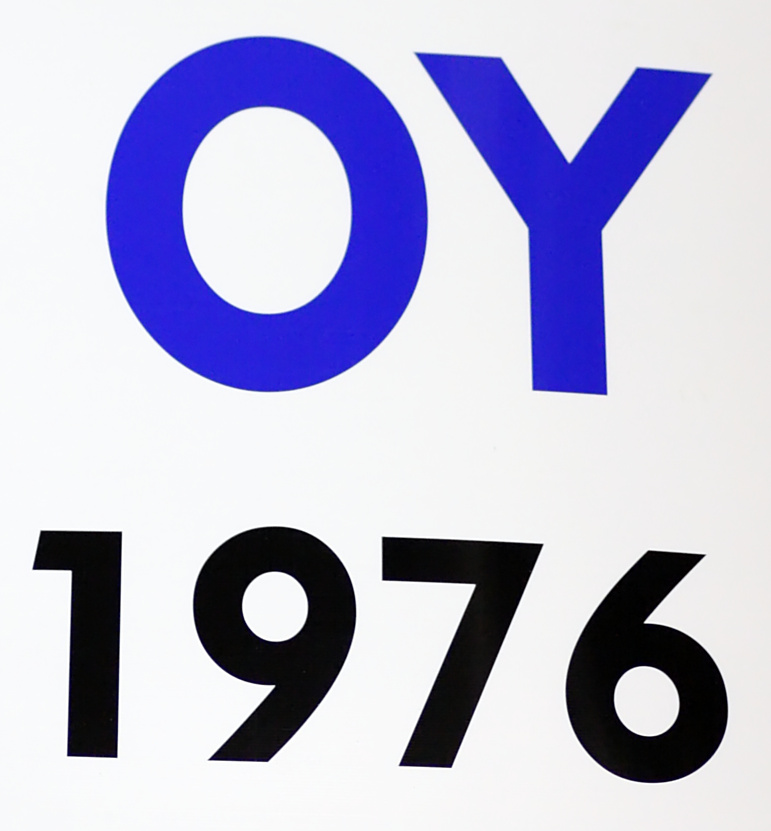 OY 1976, kuva 093295, 3.5.2008