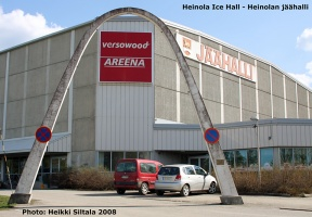 photo 093306 . Heinola Ice Hall . 2008-05-03