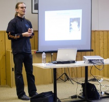photo 105130 . the lecture on cat training . 2008-09-20