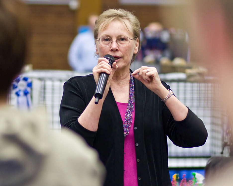 the judge explains the TICA show, photo 107005, 2008-09-28