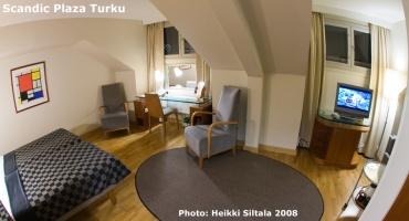kuva 114267 . bonuskuva Scandic Plaza Turku . 22.11.2008