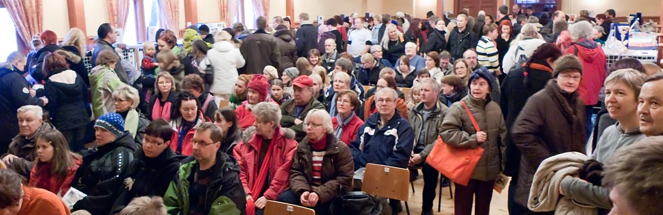 yleiskuvaa näyttelypaikalta, kuva 119147, 1.2.2009