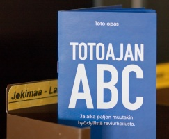 photo 120147 . Toto-opas: Totoajan ABC . 2009-03-14