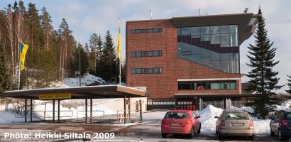 kuva 120219 . Jokimaan ravikeskus, Lahti . 14.3.2009