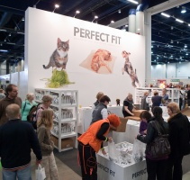kuva 123181 . Perfect Fit - kissanäyttelyn sponsori . 4.4.2009