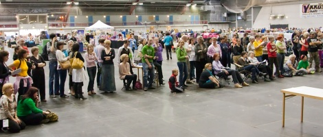photo 125183 . the panel spectators . 2009-04-25