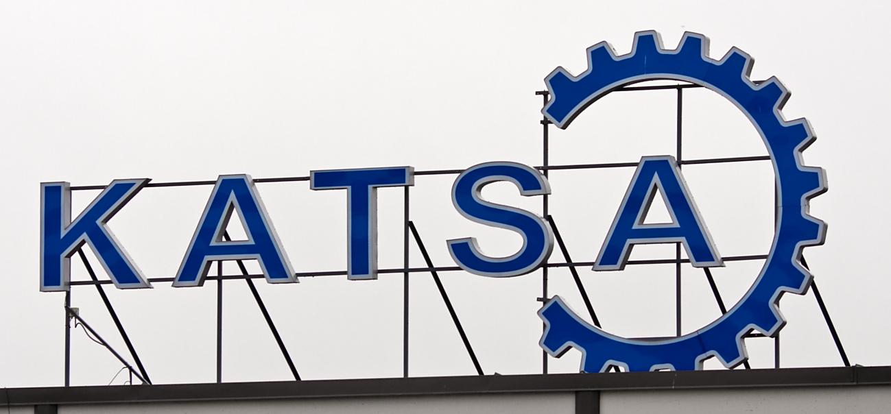Hammaspyörä- ja vaihteistotehdas Katsa, photo 132004, 2009-09-26