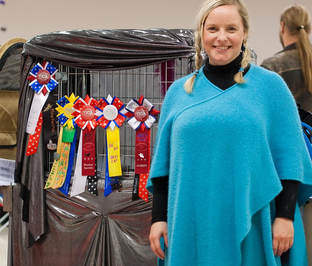 Talisker Oline Esmeralda Nindaranna [RUS], kuva 133163, 4.10.2009