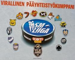 kuva 133183 . Kotipizza on SM-liigan virallinen yhteistyökumppani . 4.10.2009