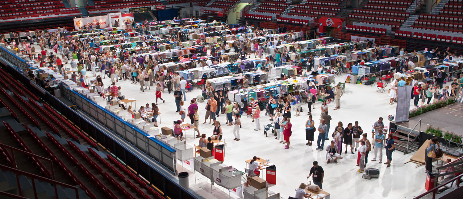 view over the show site, photo 156076, 2010-07-31