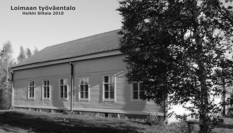 Loimaan työväentalo, rakennettu 1907, kuva 159001, 26.9.2010
