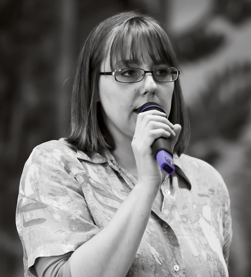 the presenter, photo 159012, 2010-09-26
