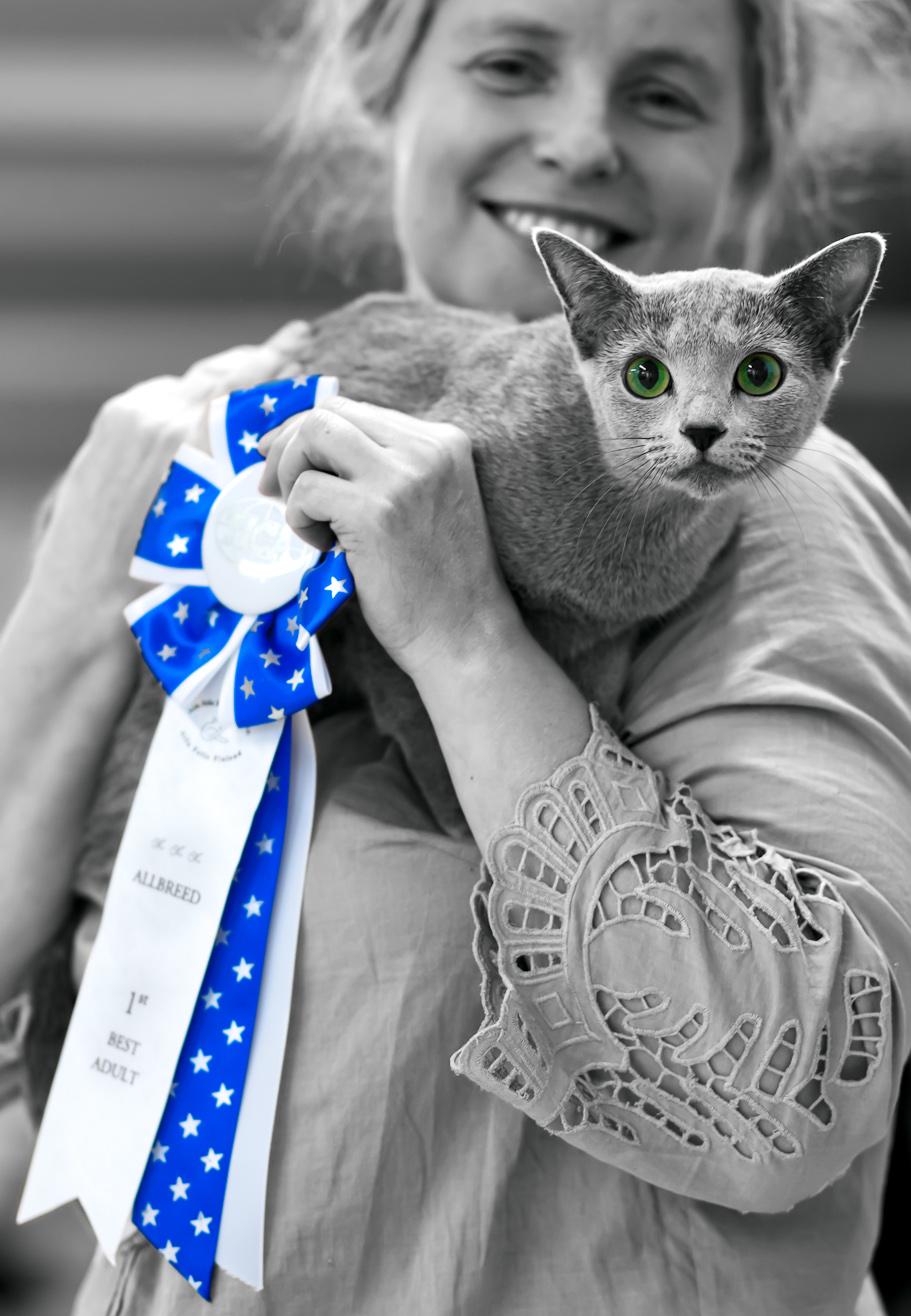 Talisker Oline Esmeralda Nindaranna [RUS], kuva 160187, 2.10.2010