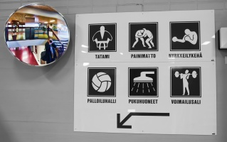 photo 163168 . Tikkurilan urheilutalo . 2010-10-17