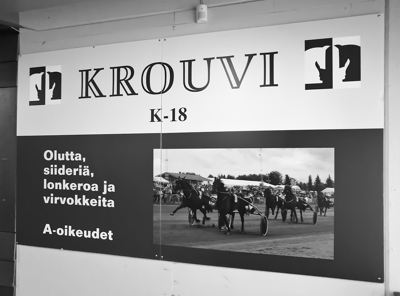 Jokimaa Horse Racing Center, Lahti, Finland, photo 167007, 2011-01-09