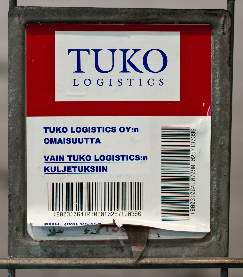 Tuko Logistics, photo 169238, 2011-03-12