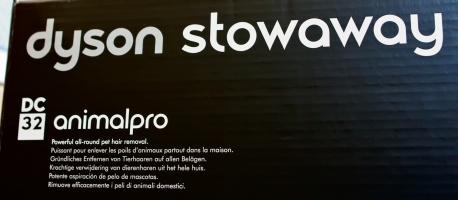 photo 179009 . The Grand Prize: Dyson DC32 AnimalPro . 2011-09-10