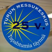 kuva 191001 . Turun Messu- ja Kongressikeskus 25 vuotta . 17.3.2012