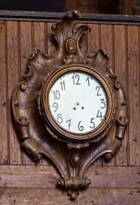 photo 192009 . the clock . 2012-03-24