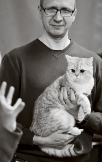 photo 202008 . EmeraldCharm Finn Fonzie [BRI ay 11] born 2012-05-11 . 2012-12-29