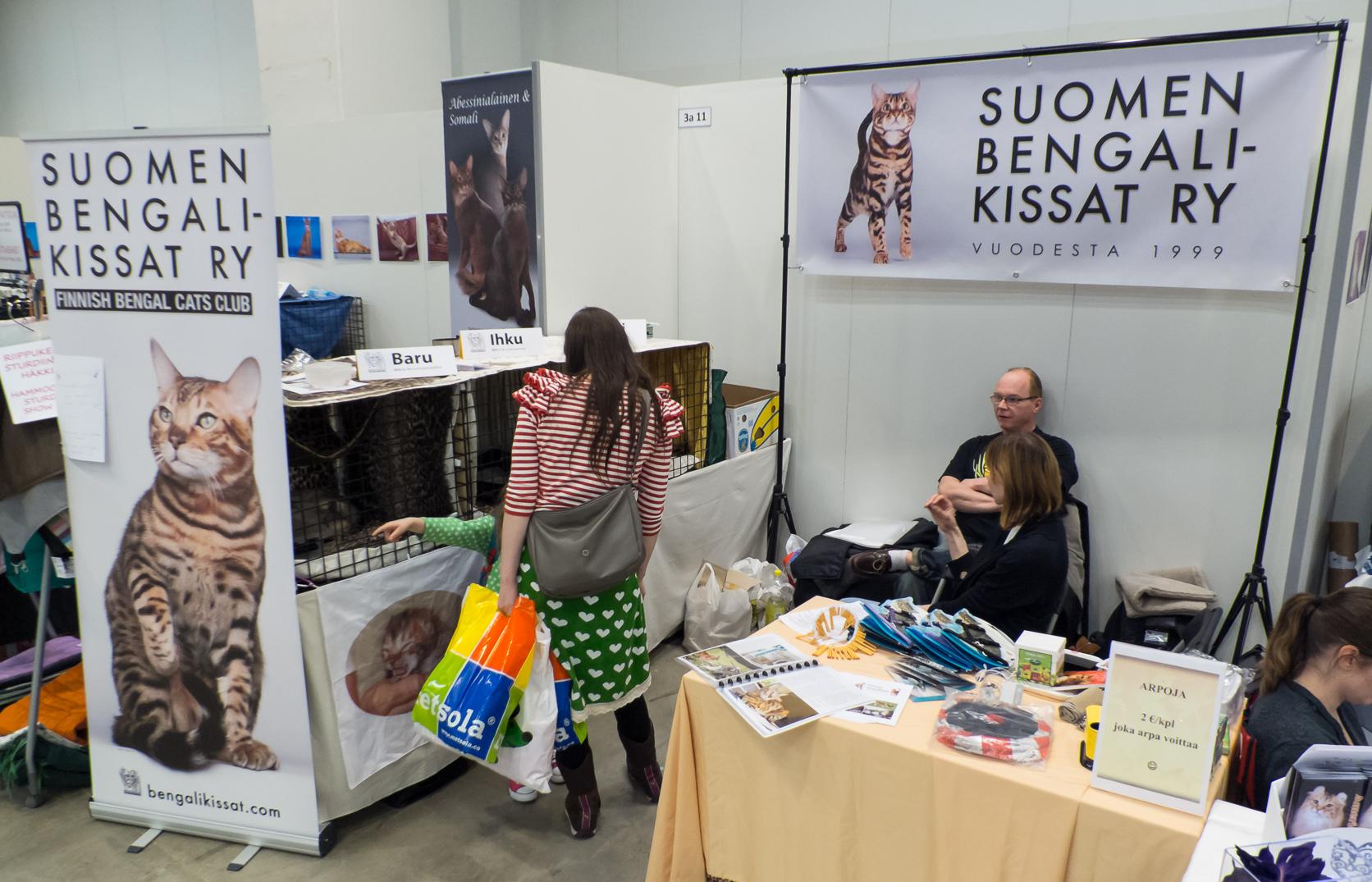 Suomen bengalikissat ry, kuva 207143, 27.4.2013